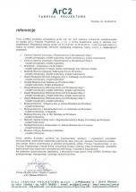 ArC2 - Referencje